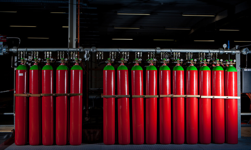 Datacenter Fire Detection System