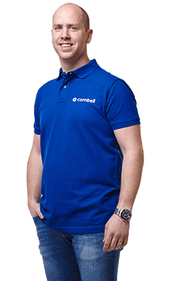 Feel free to contact Simon, our Joomla Hosting specialist
