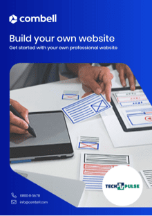 Build your own website: Get started with your own professional website