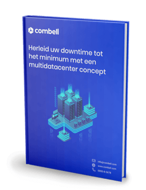 Herleid je downtime tot het minimum met een multidatacenter concept