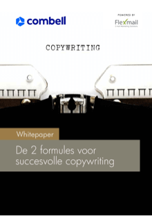 The 2 formulas for successful copywriting