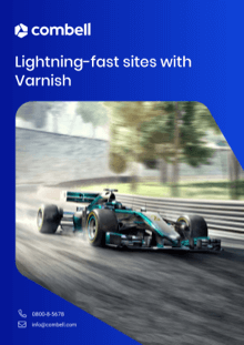 Lightning-fast sites with Varnish