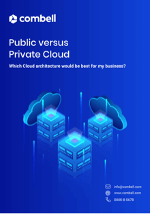 Public versus Private Cloud - Which Cloud architecture would be best for my business?
