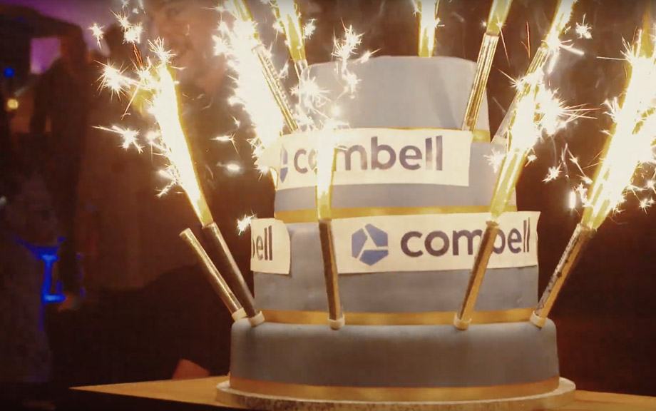 Combell 20 Years Party
