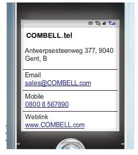 tel domain