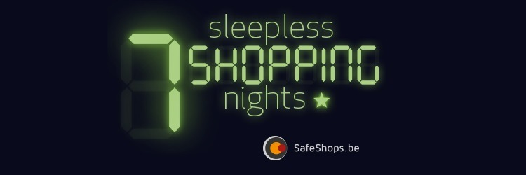 7 Sleepless shopping nights