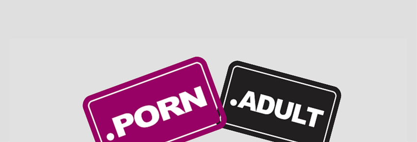 New .porn or .adult domain extensions