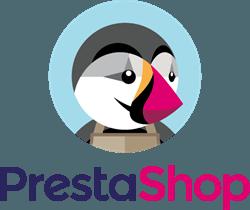 Prestashop CMS webshop