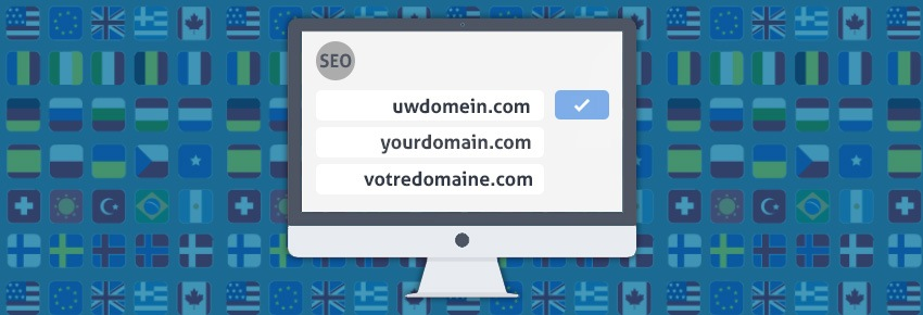 Google SEO language website adress
