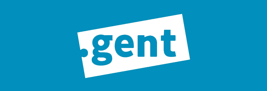 .gent fastest growing domain extension