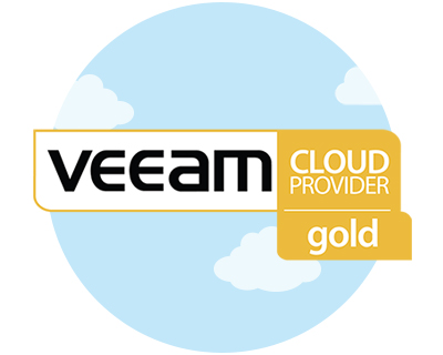 Veeam Cloud Connect offsite backup Gold partner
