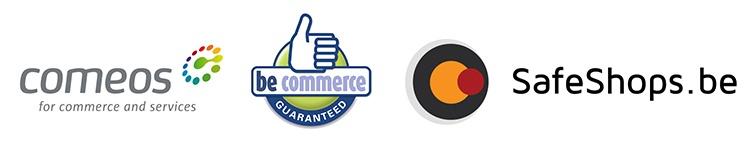 Comeos BeCommerce Safeshops partners Dag van de Webshop XL 2015