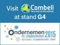 Visit Combell at Ondernemen in Vlaanderen
