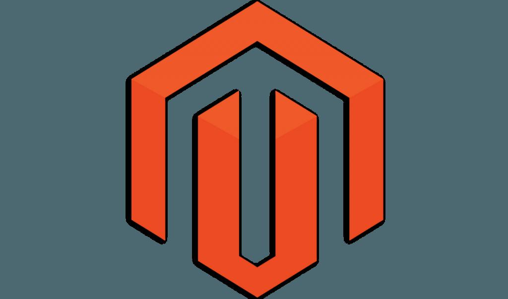 Magento CMS webshop