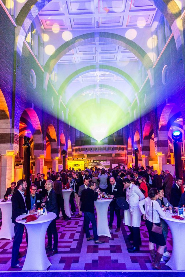 Digital Marketing Awards 2015 at Altar in Ghent