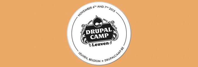 DrupalCamp Leuven starring Drupal 8