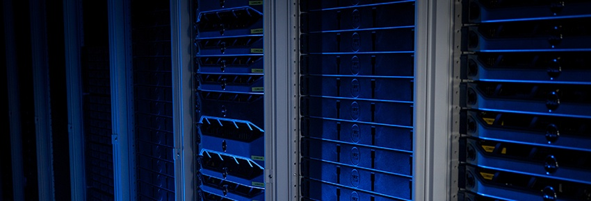 First-class hosting starts from the data centre