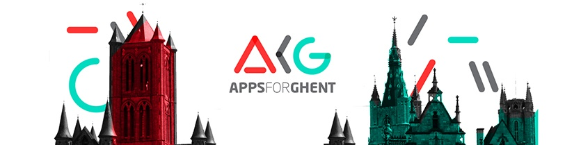 (M)apps for Ghent puts Ghent's open data on the map