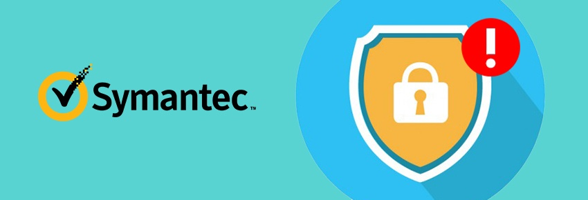Symantec warning