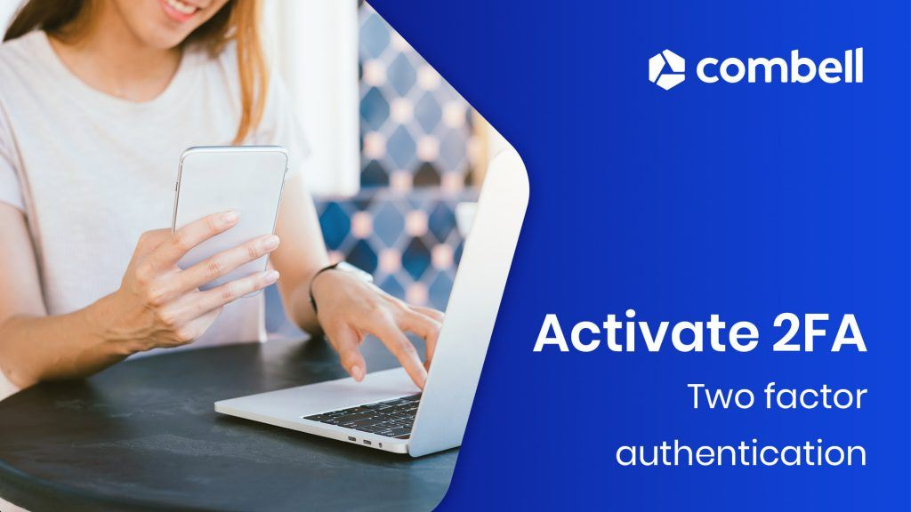 2FA - activate two-step verification