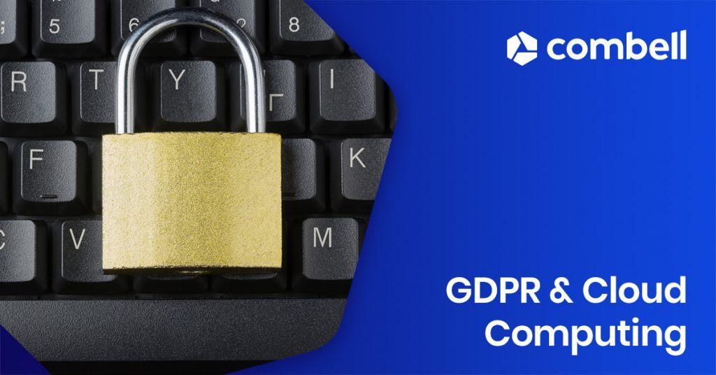 Cloud Computing en de GDPR