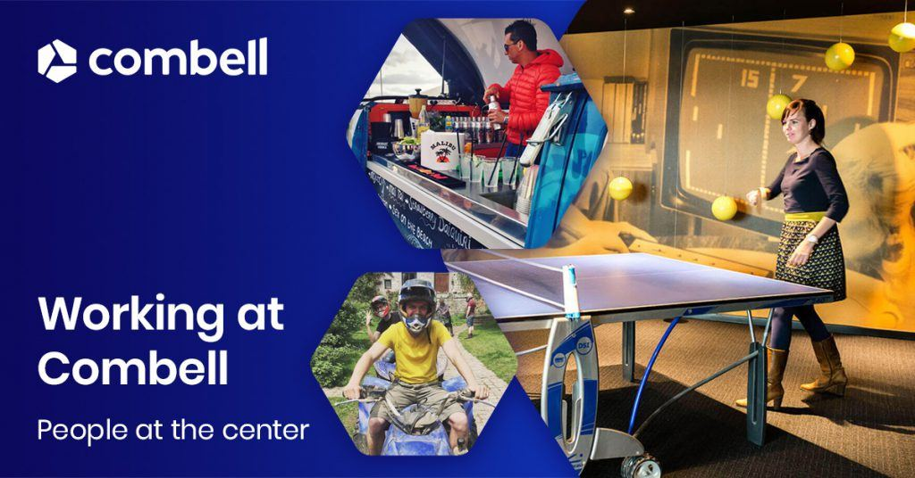 Combell strongly committed to a sustainable personnel management policy