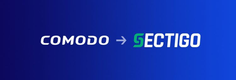 Comodo Sectigo update SSL