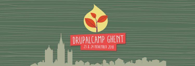 DrupalCamp Gent 2018