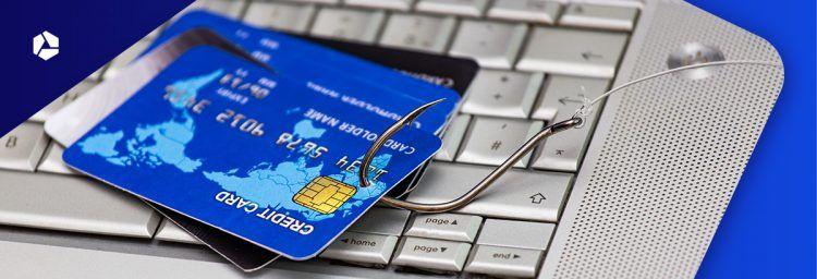 In een phishing val getrapt