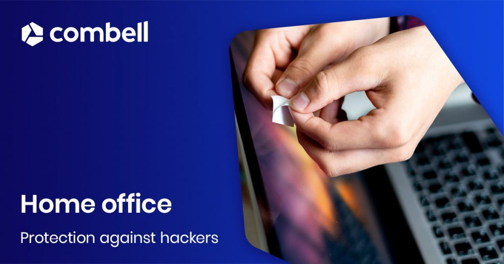 Protect your home workstation against hackers