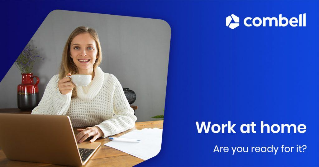 Ready to work at home