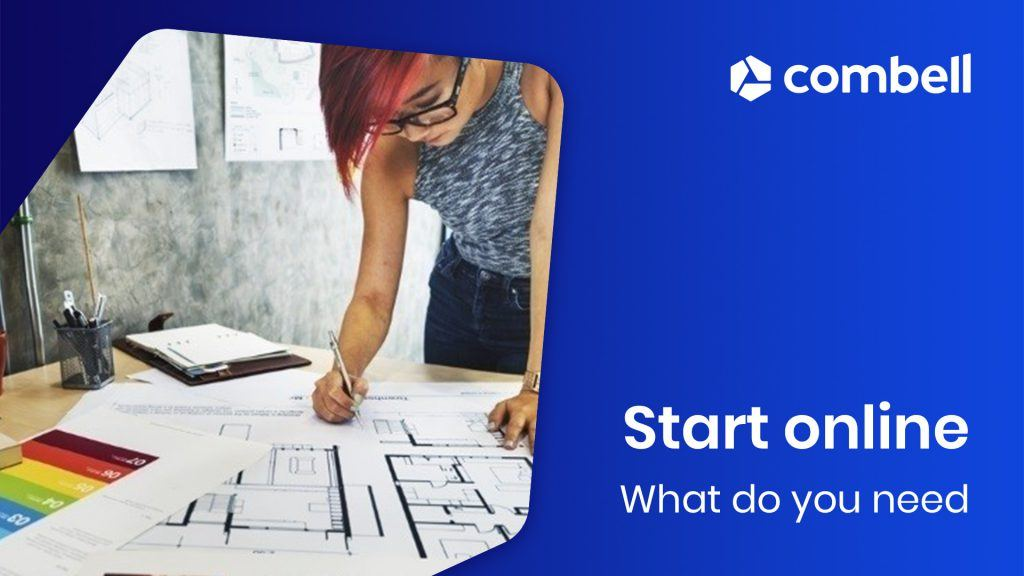 Start online - what do you need for your website