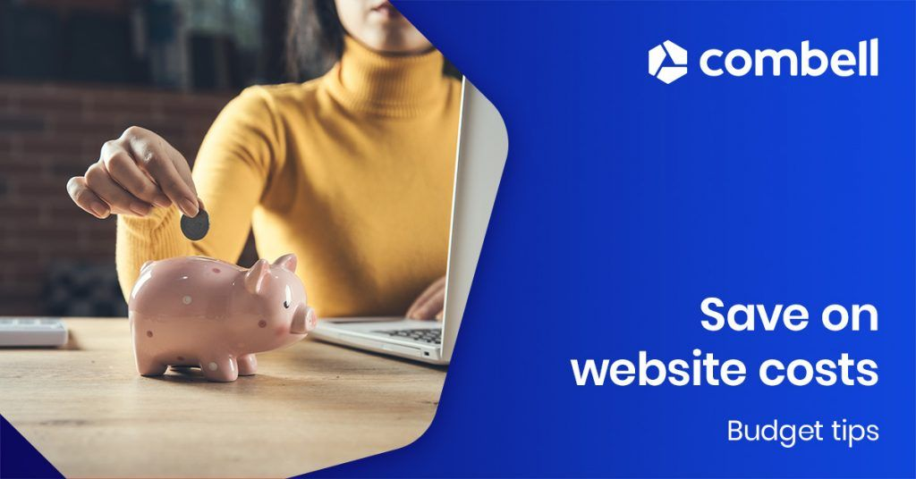 Tips for an affordable website