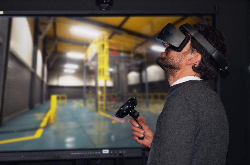 VR toepassing RMDY
