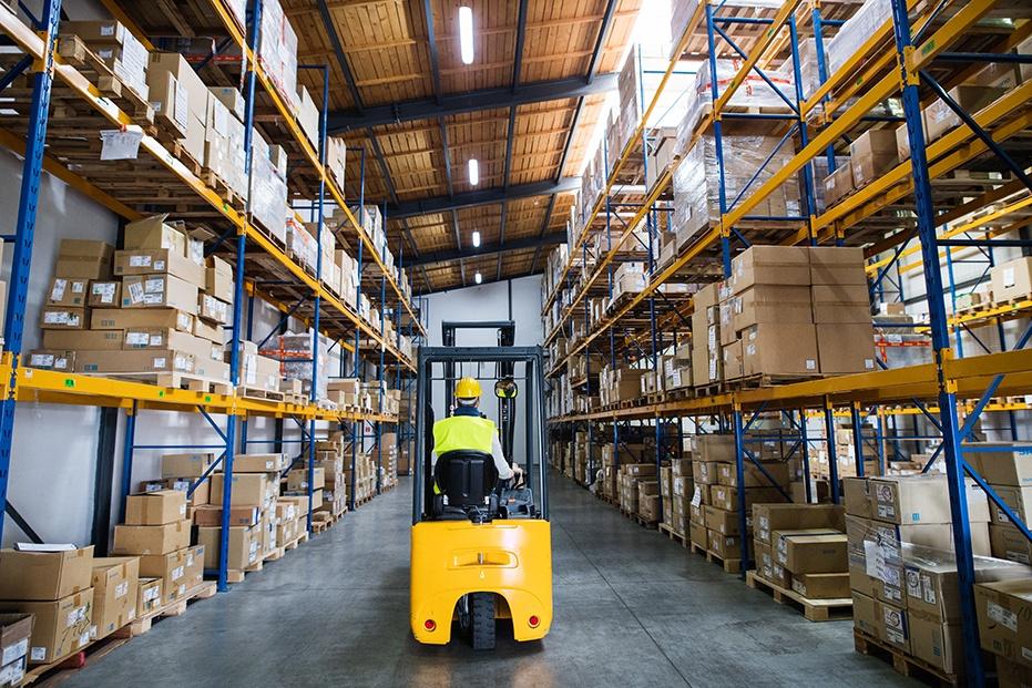 Valcredo ERP solutions for logistics