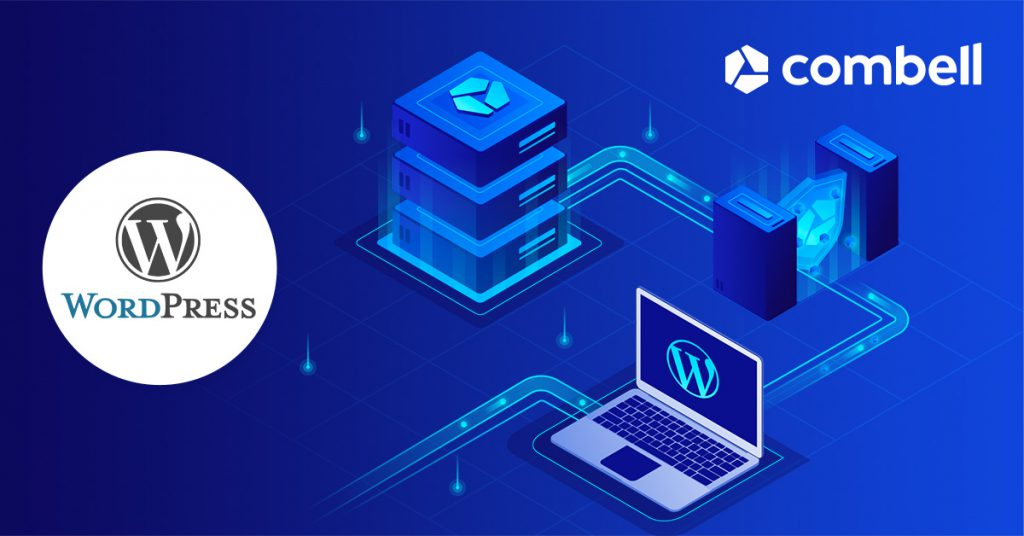 Why WordPress at Combell