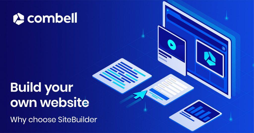 Why choose SiteBuilder