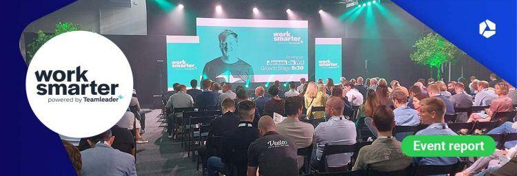 Work Smarter event report