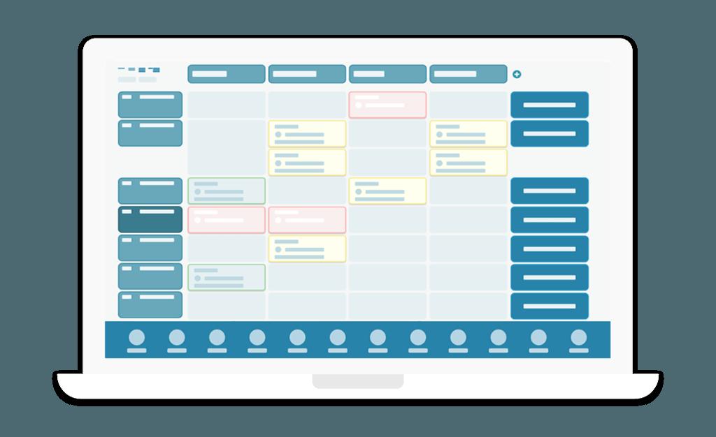 Yesplan planning of activities
