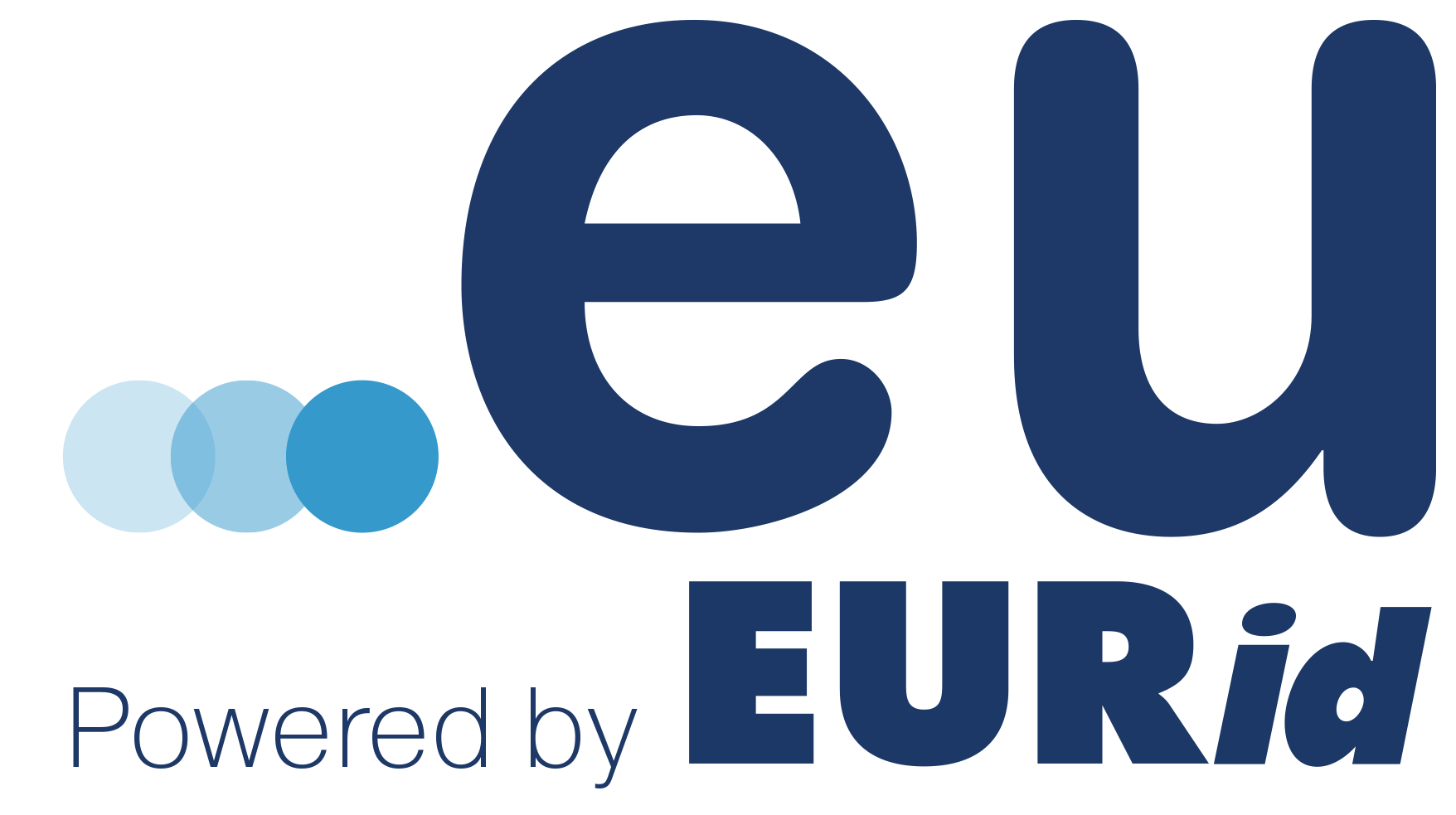 eu domain extension powered by EURid