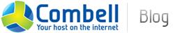 Combell logo - domeinnamen, hosting en servers