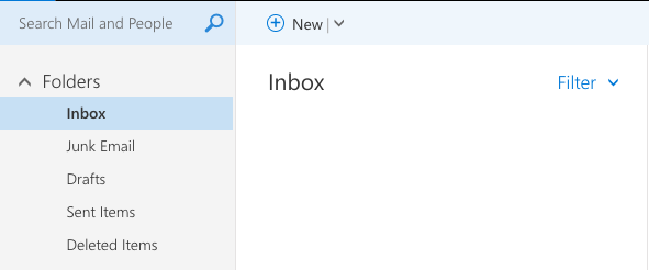 Overview emails