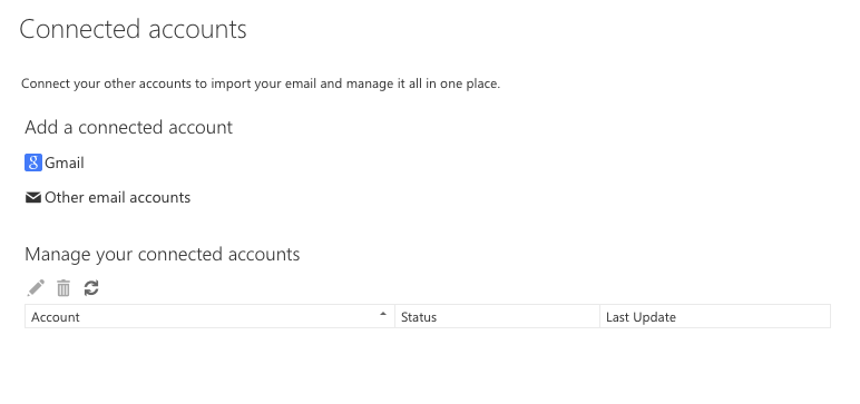Add a connected account