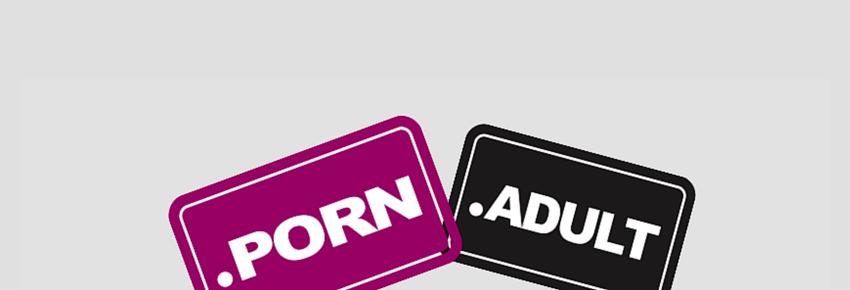 Extensions de domaines .porn et .adult