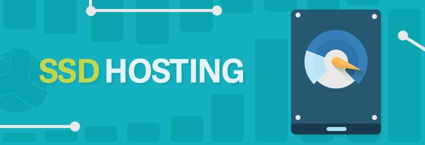 hebergement ssd hosting webhosting