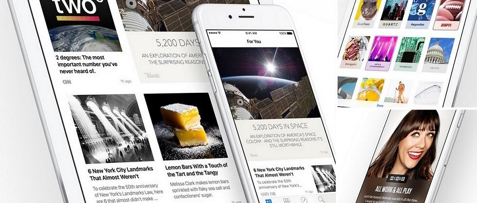 apple news app nouveau tld