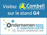 Visitez Combell sur Ondernemen in Vlaanderen