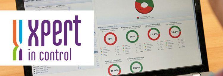 XPERT In Control témoigne de l'hébergement cloud de Combell
