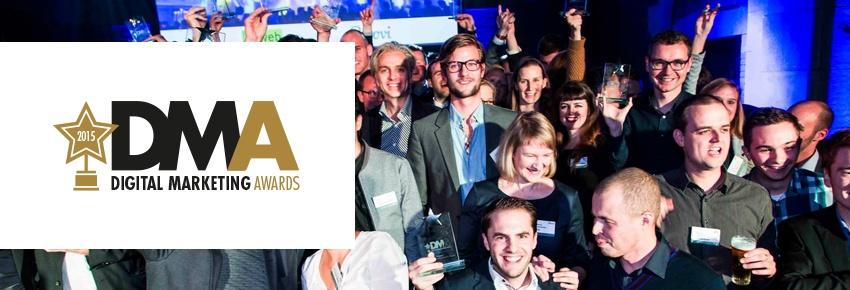 Digital Marketing Awards 2015 DMA15 par Bloovi