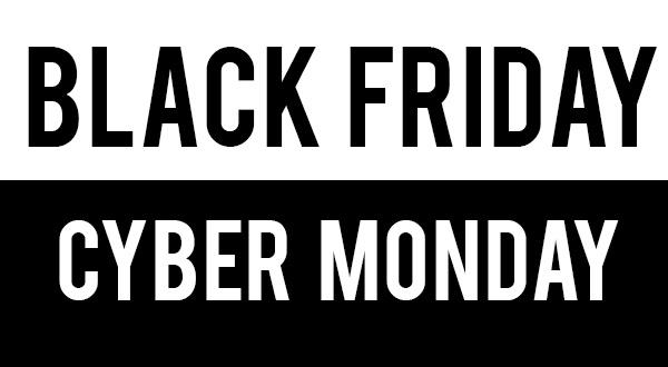 Les boutiques en ligne célèbrent les nouveaux jours fériés black friday et cyber monday